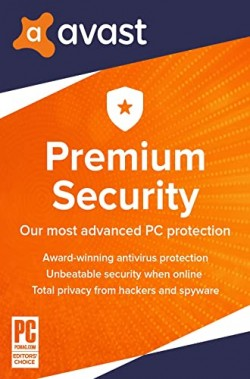 Avast Premium Security 2020 (5 PC) 3 Years