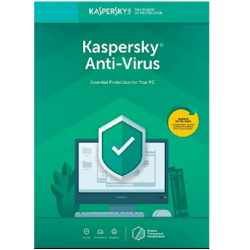 Original Kaspersky Antivirus 2021 for 1 Year 1 PC