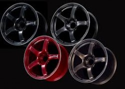 GRID DESIGN - BLACK RED SILVER 15X7 Sport Rim # Accept Trade In at Seller Workshop #( INSTALLATION AT TAMAN UNIVERSITI JOHOR BAHRU) - No delivery available