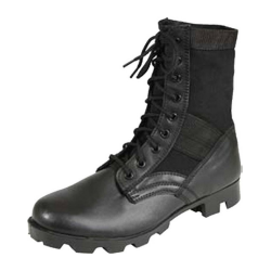 All Black Boot